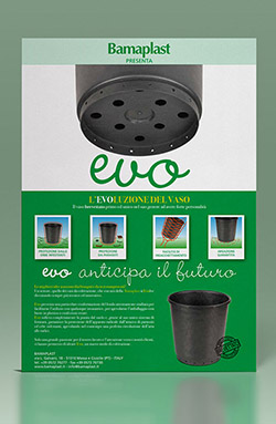 Catalogo Vaso in Plastica Evo